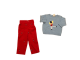 Toy Soldier Red Pants