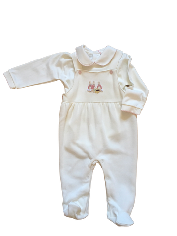 Flopsy Ivory 2pc. Overall