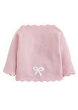 Little English Pink Bow Sweater