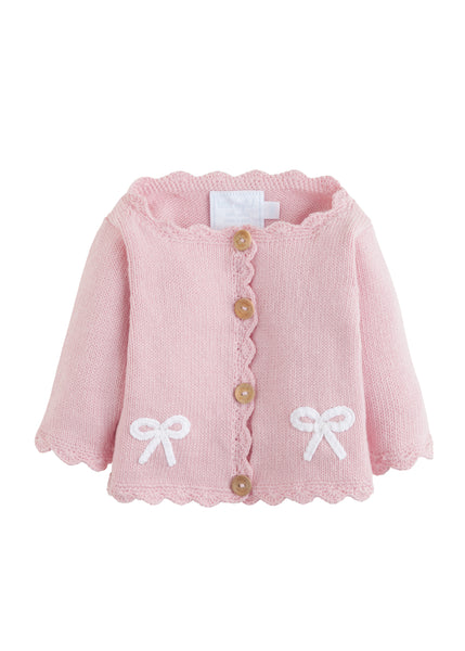 Little English Bow Sweater