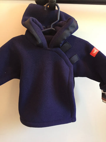 Widgeon Navy Favorite Fleece Jacket - Boys  Jackets | Bygeorgebaby