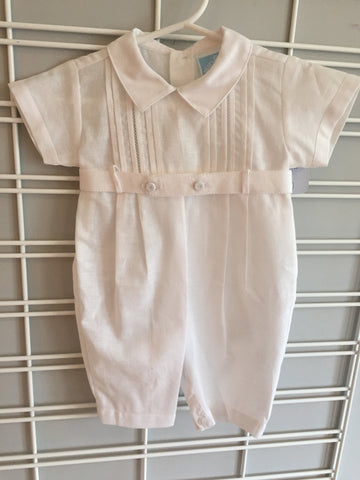 Will'beth Boys Christening Outfit