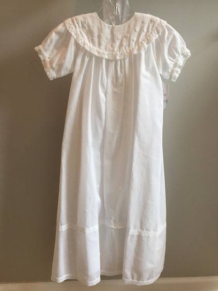 Kissy Kissy Macey Christening Gown