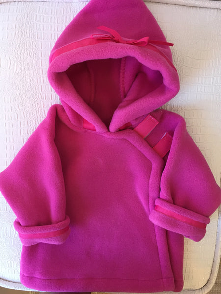 Widgeon Favorite Fleece in Hot Pink
