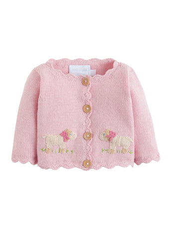 Little English Pink Sheep Sweater