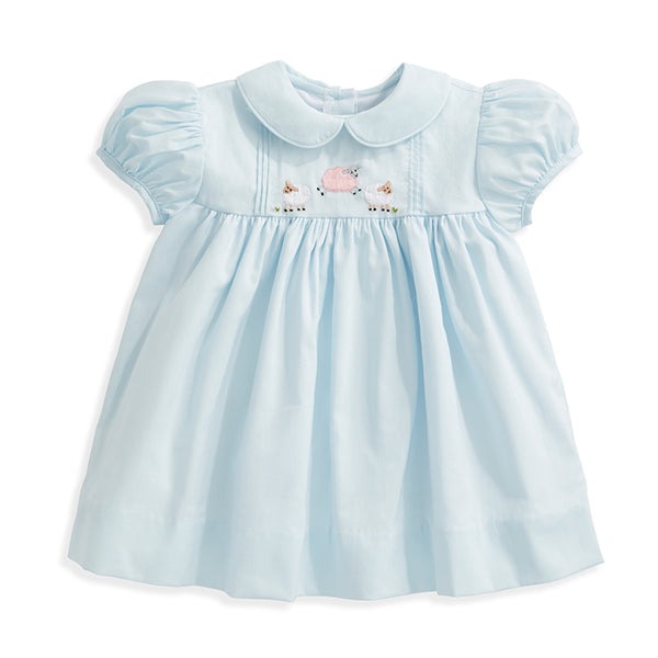bella bliss Hampshire Embroidered Dress