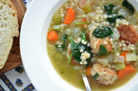 1 Qt Italian Wedding Soup - Serves 2