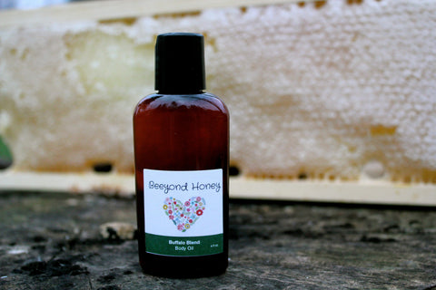 Natural Body Oil 4 oz