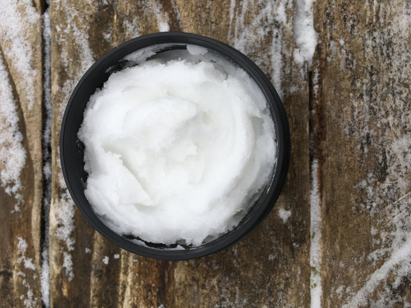 Whipped Coconut