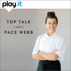 Semolina's Podcast Debut: Top Talk with Pace Webb
