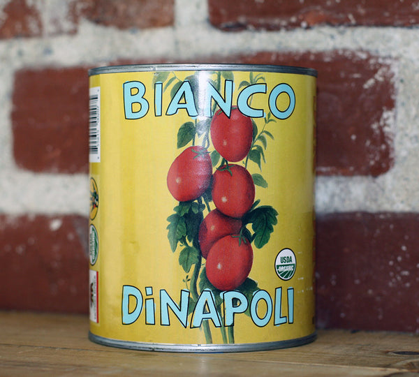 Bianco DiNapoli Whole Peeled Tomatoes