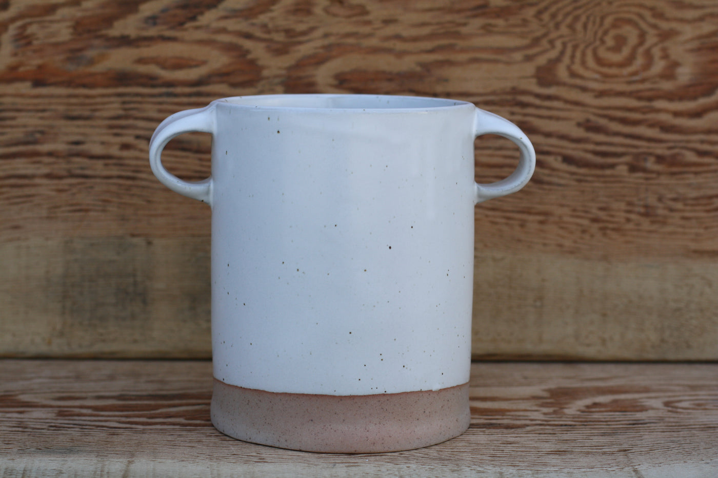Mt. Washington Pottery Utensil Holder (Pickup Only)