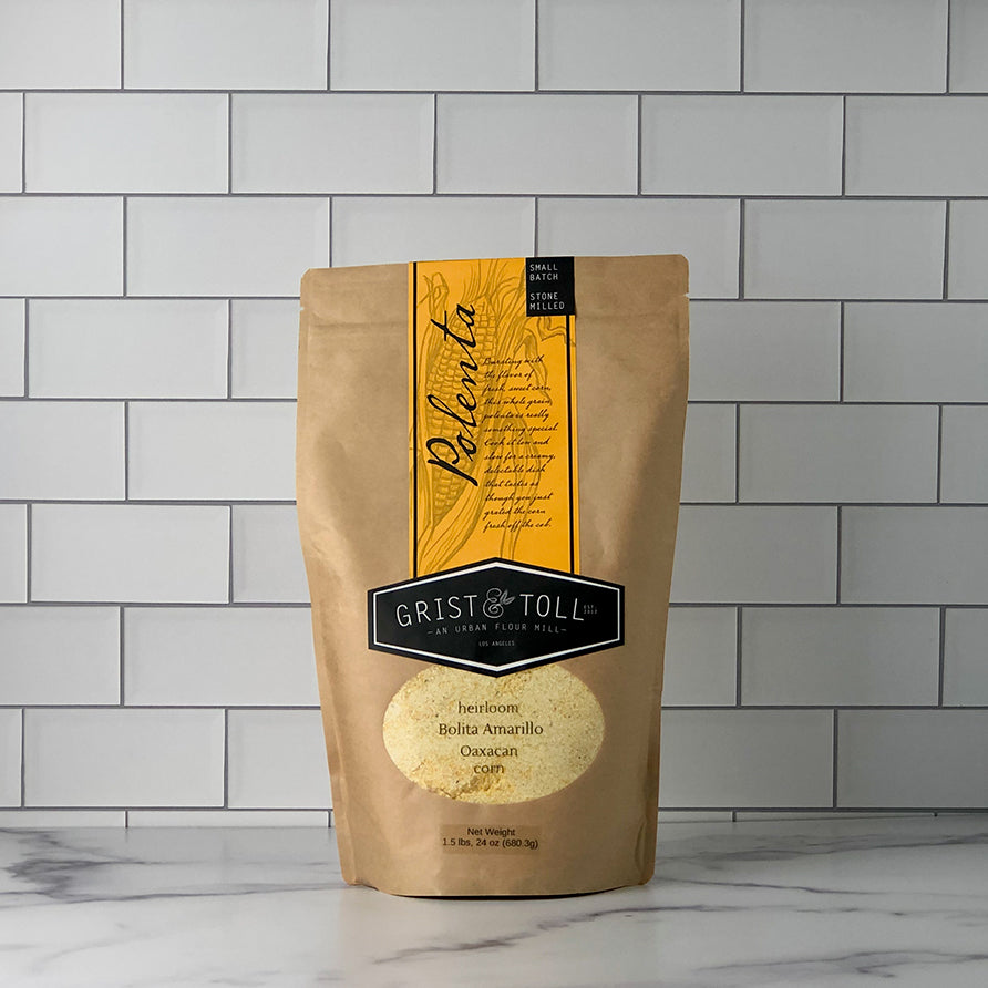 Grist & Toll Whole Grain Polenta