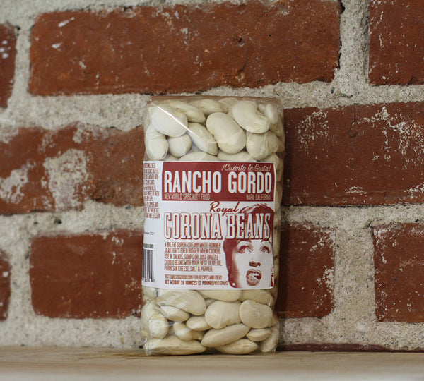 Rancho Gordo Royal Corona Bean