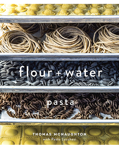Flour + Water by Thomas McNaughton