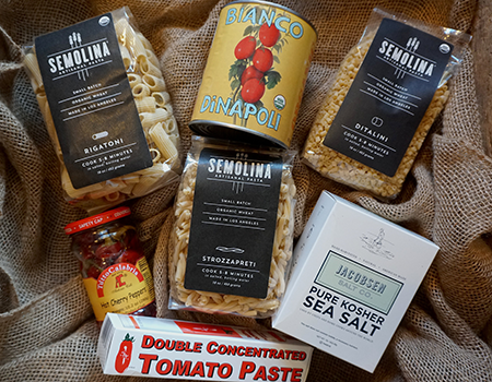 The Classic Semolina Gift Box
