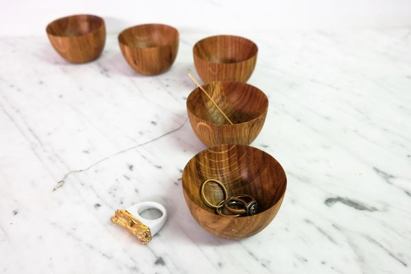 The Wooden Palate Catchall