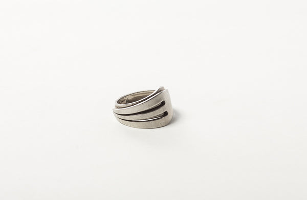 Metal Fork Ring