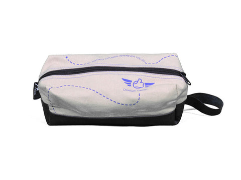 ChildSafe Toiletry Bag (Blue)