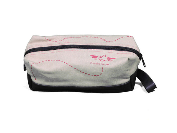 ChildSafe Toiletry Bag (Pink)