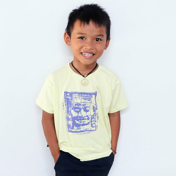 Bayon Face for Kids- Lemon