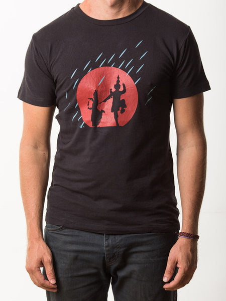 Dancing in the Rain T-shirt for Men