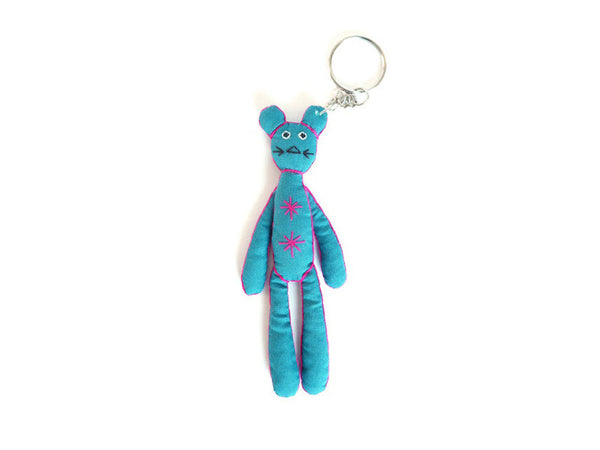 Dangling Doll Keyring