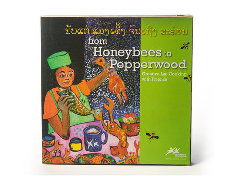 From Honeybees to Pepperwood Cookbook