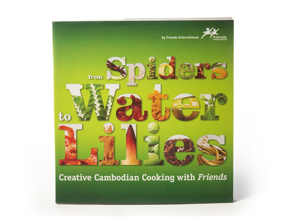 From Spiders to Water Lilies Cookbook