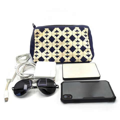 Palm Travel Kit- Navy