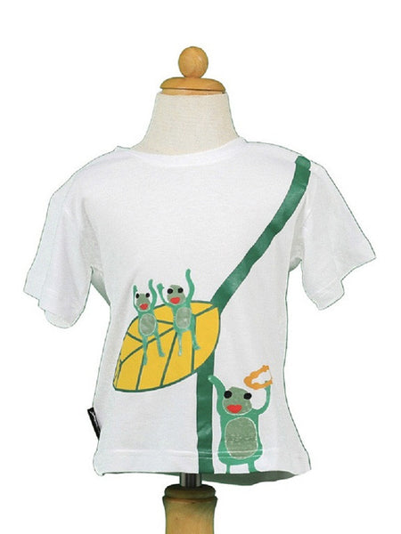 Frog T-Shirt for Kids