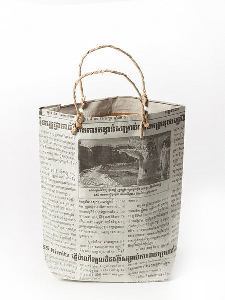 Newspaper Packaging (Small)
