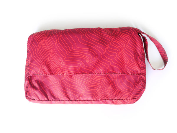POCKET FOLDAWAY BAG -Red