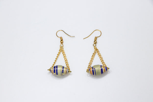 Raindrop Earring Set (Gold)