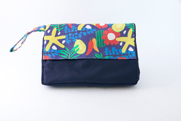 Rainforest Foldaway Bag