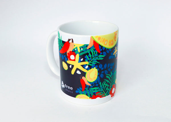 TREE Rainforest Mug