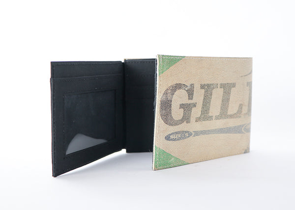 Rugby Bifold Flap Wallet