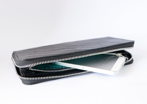 Tire Zipper Wallet