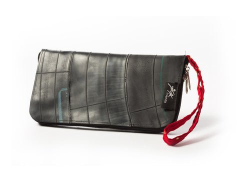 Tire & Sarong Travel Wallet