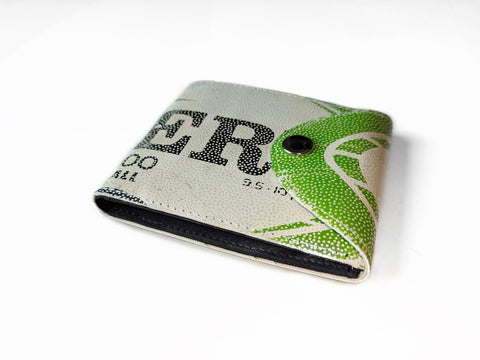 Rugby BiFold Snap Wallet