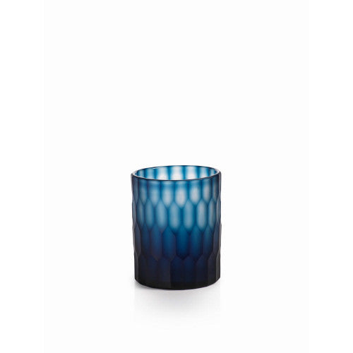 Algarve Blue Candle Holder