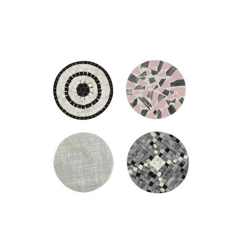 Assorted Griggi Coasters (set of 4)