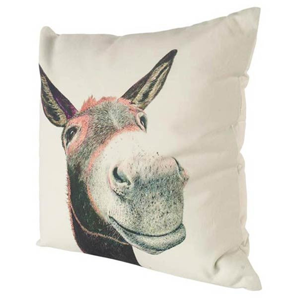 Donkey or Mule Decorative Pillow