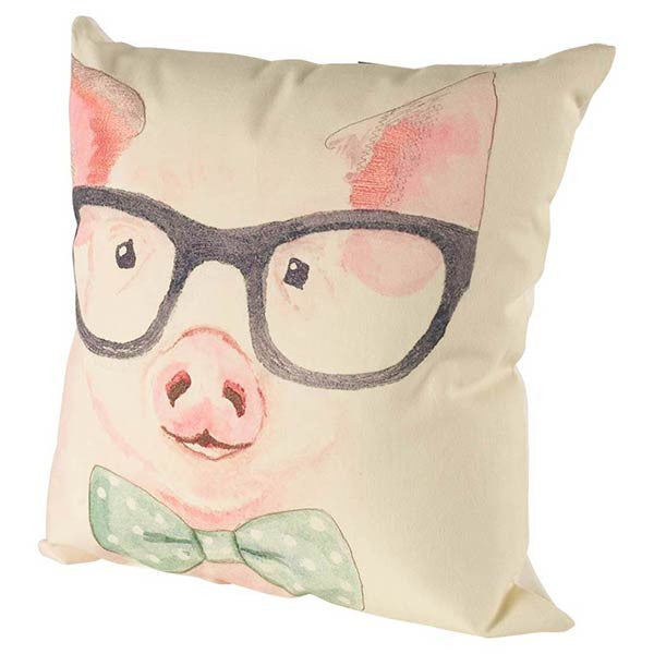 Pig or Hog Decorative Pillow