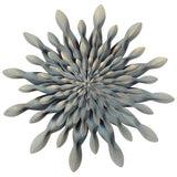 Chenoa Flower Metal Wall Decor
