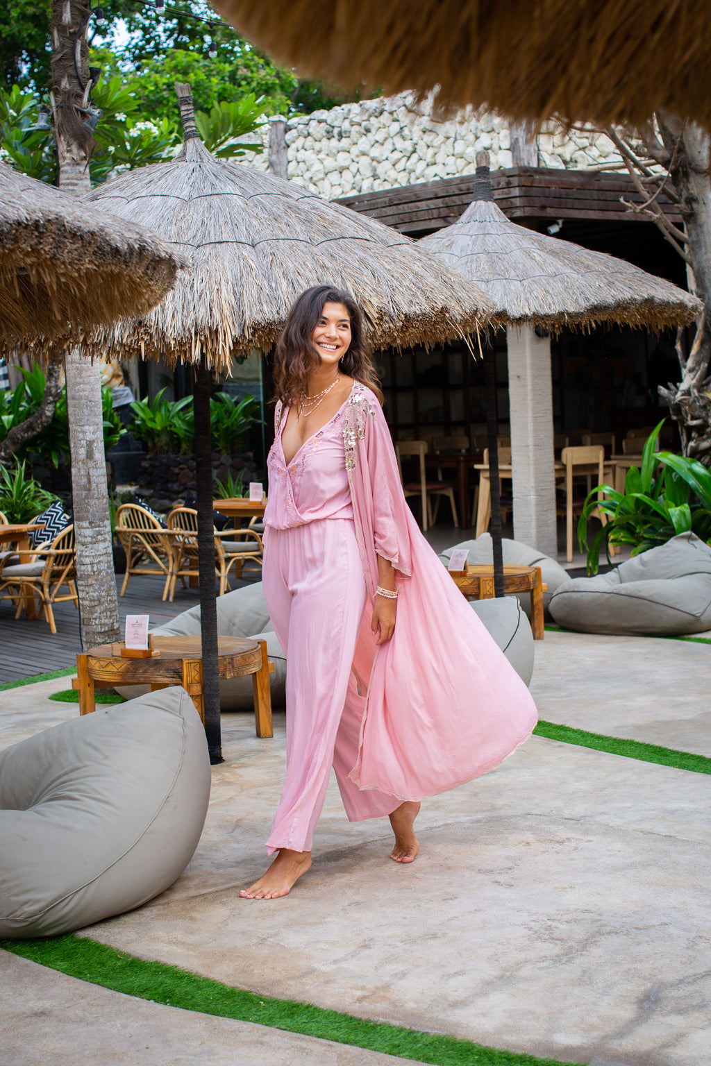 Bali Queen, Coco Rose, Resort Wear, Pool Wear, Bathing suit coverup, summer, summer style, boutique, bali, travel, boho style, travel, Audrey kimono.