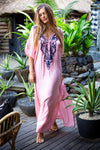 Bali Queen, Coco Rose, Resort Wear, Pool Wear, Bathing suit coverup, summer, summer style, block print, bali, travel, boho style, travel