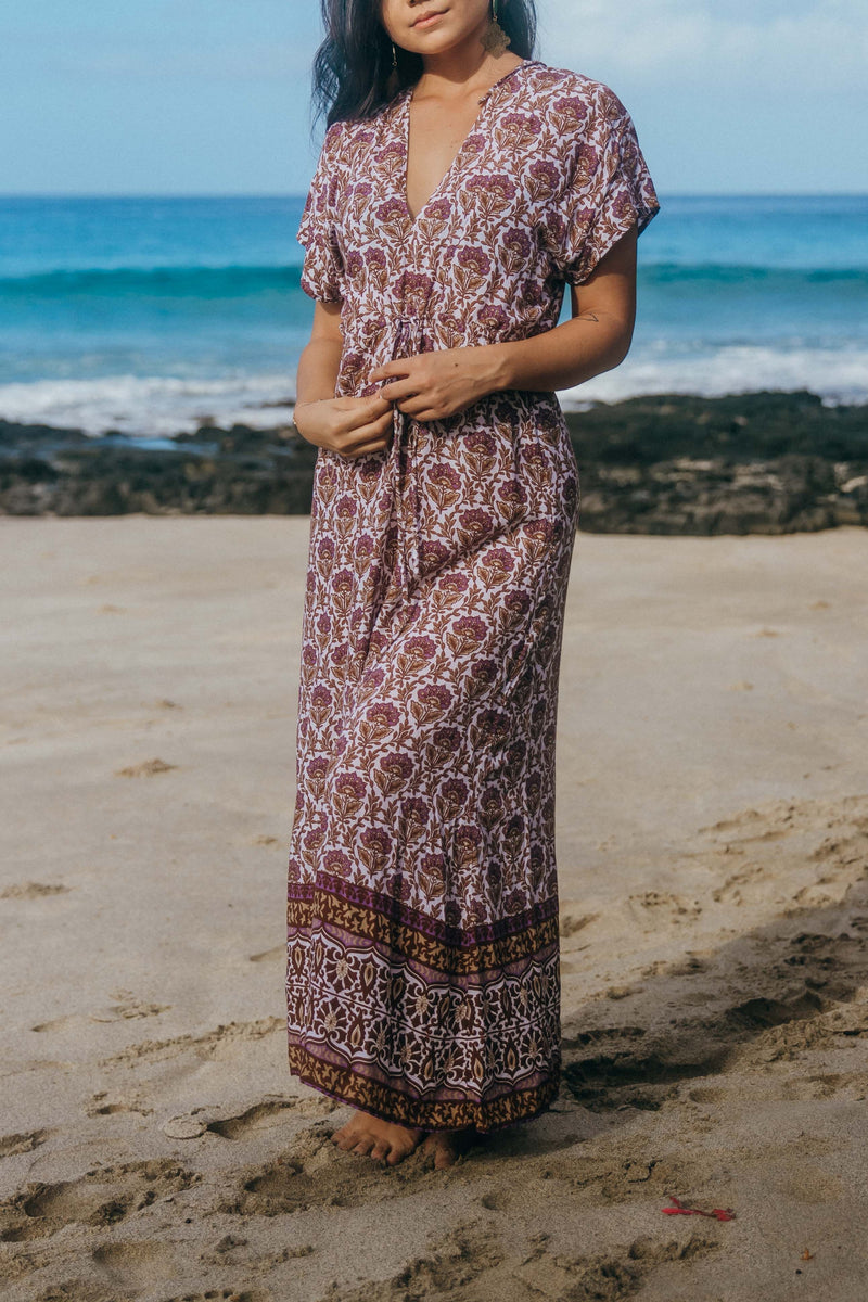 RESORT WEAR. BALI QUEEN. COCO ROSE. AMELIA COLLECTION. FLORAL. BALI.  Bali Queen, Coco Rose, Resort Wear, Pool Wear, Bathing suit coverup, summer, summer style, boutique, bali, travel, boho style, travel, Amelia, maxi