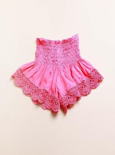 Crochet Surfy Shorts