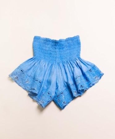 Eyelet Surfy Shorts